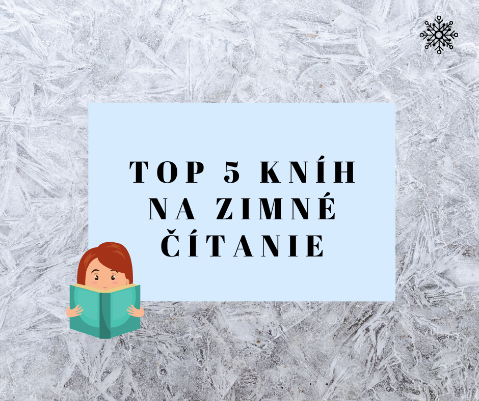 zimné čítanie top 5 winter reading what december
